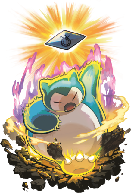 Snorlax generation 1 move learnset (Red, Blue, Yellow ...